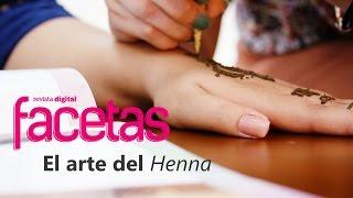El arte del Henna