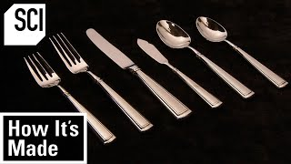 How It's Made: Flatware