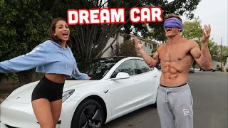 SURPRISING BOYFRIEND WITH DREAM CAR!