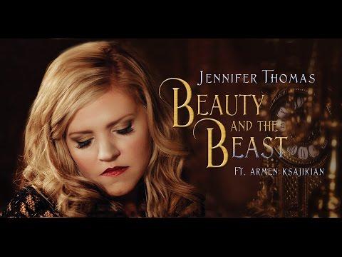 Beauty and the Beast (Cinematic Piano/Cello) - Disney cover by Jennifer Thomas Ft. Armen Ksajikian