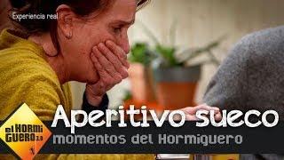 El nuevo experimento social: El aperitivo sueco que huele a pescado podrido - El Hormiguero 3.0