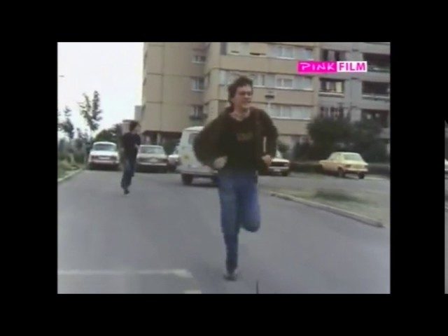 Paraf  - Pobuna Bubuljica ( 1983 Video excpert from ex yu Movie ,Yu Post Punk )