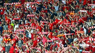 """""""You'll Never Walk Alone"""" is being re-released ahead of LFC's Champions league Final"""