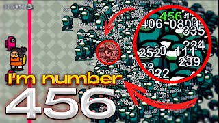 Among Us Squid Game But I&#39m Number 456