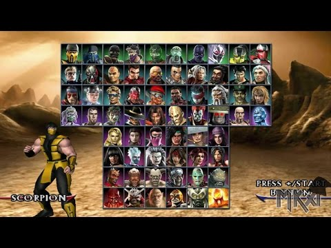 mortal kombat armageddon ps2 emulator download