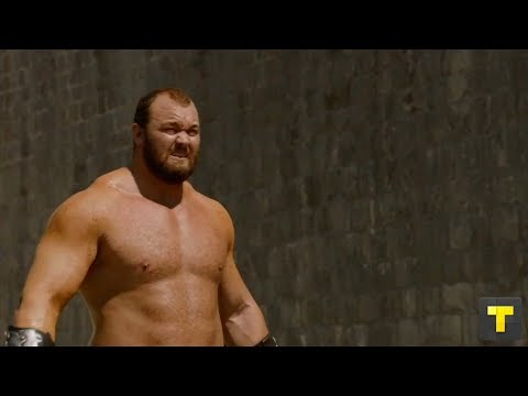 Game Of Thrones | The Mountain Actors