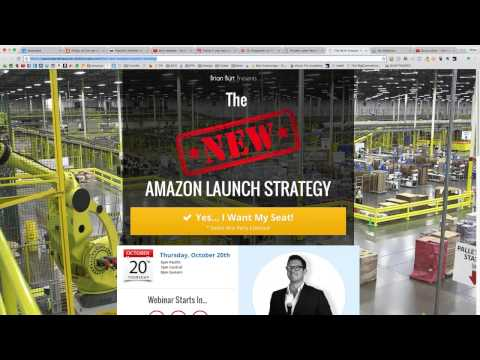 The NEW Amazon Product Launch Strategy, With Brian Burt!
