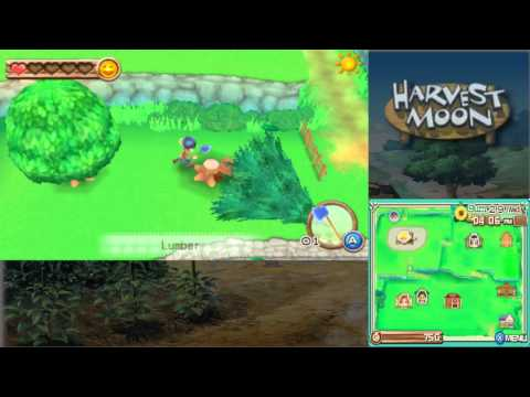Let's Play Harvest Moon: A New Beginning 31: City Planning 101