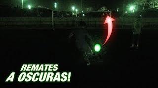 BALÓN DE LUZ A OSCURAS!!! ¡RETO FÚTBOL ÉPICO! thumbnail