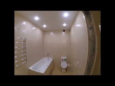 Обзор ремонта 4х комнатной квартиры по дизайн проекту в городе Пермь