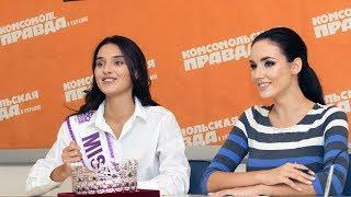 Мисс Украина 2018: потрачу 300 тыс.грн. на своей проект