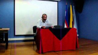 LUNA NUEVA. No. 37. Presentación en Cali. Interviene Ómar Ortiz, Director