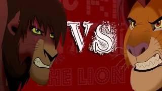 the lion king evil kovu