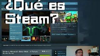 ¿Qué es Steam y porqué debo instalarlo?
