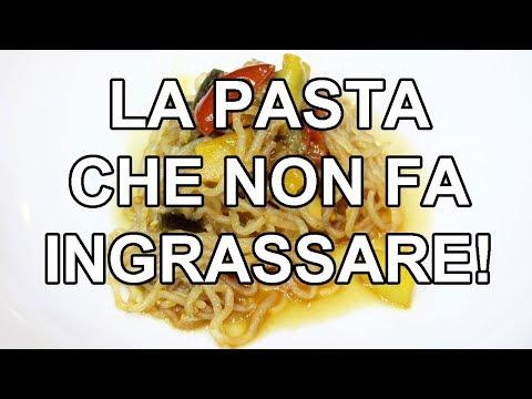 la-pasta-che-non-fa-ingrassare-esiste!-spaghetti-di-konjac-con-le-verdure-|-foodvlogger