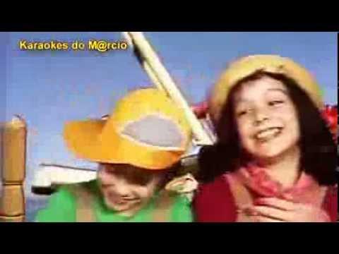 Trem da alegria - Uni duni tê - Karaoke