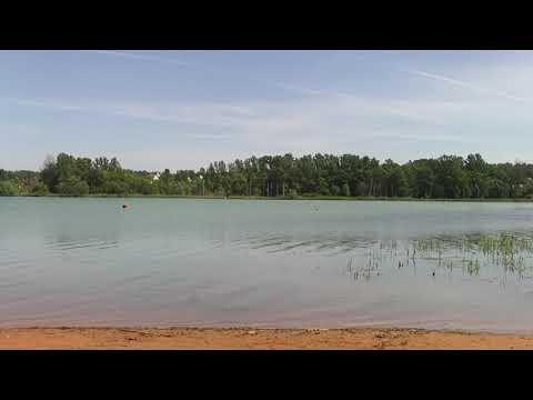 Безымянное озеро. Красное село СПб