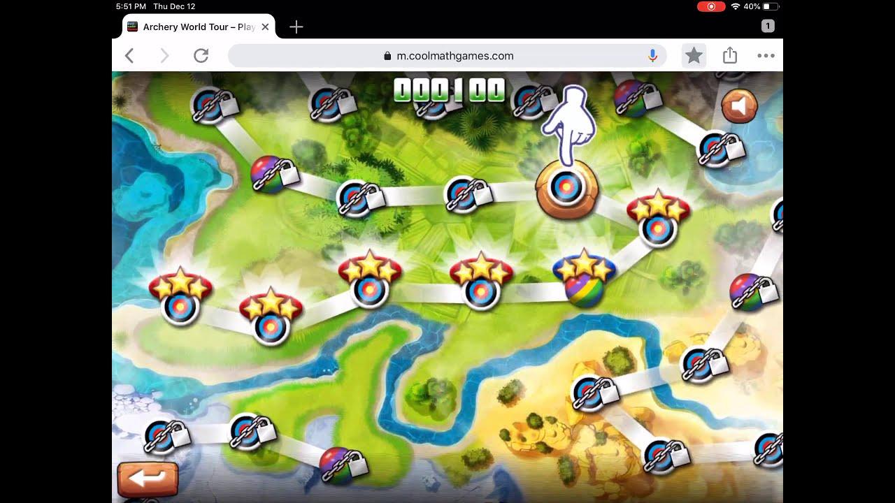 Archery World Tour Youtube