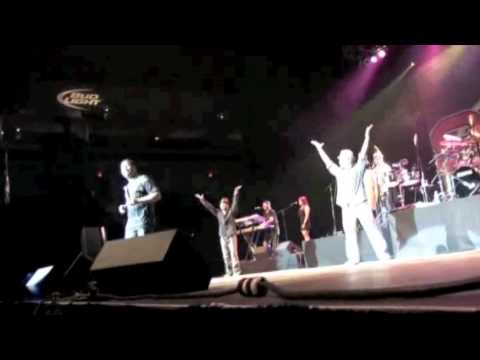 Stevie B Live in Las Vegas 2010 The Orleans Arena