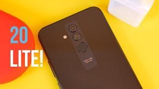 Huawei Mate 20 Lite - Wrażenia po 24h użytkowania