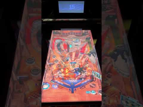 Arcade1up Pinball Civil War Gameplay from Kevin F