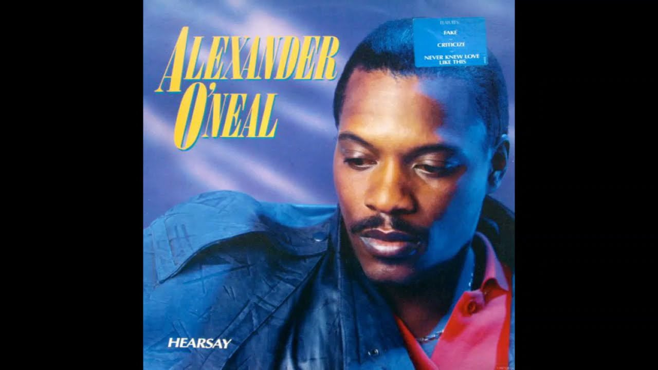 Alexander O'Neal - (What Can I Say) To Make You Love Me