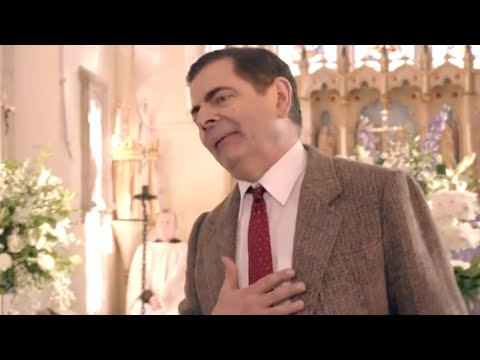 Mr Bean's Funeral | Funny Episode | Classic Mr Bean