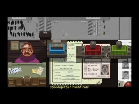 Live Wire - Papers, Please