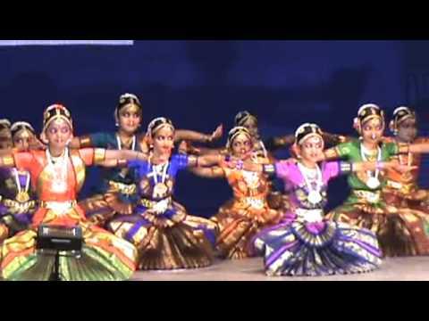 Alarippu Bharatanatyam Performance