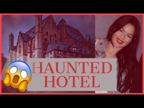 I Checked Into a Haunted Hotel???????????? #haunted #ghosts #travelblog #live #livestream