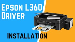 Gambar cover Epson L360 Driver Installation | Download link Here