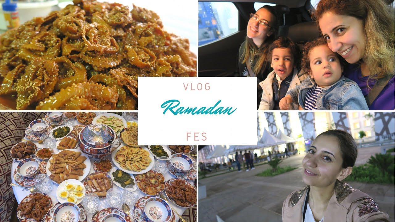 Ramadan Vlog     ... رمضان  في المغرب مع العائلة ، درت مفاجئة لوالدي