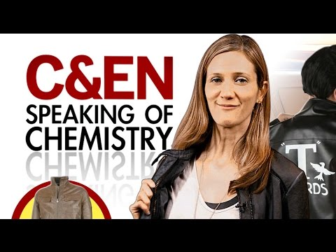 How To Make Synthetic Leather In An Eco-friendly Way - Speaking of Chemistry Ep. 18