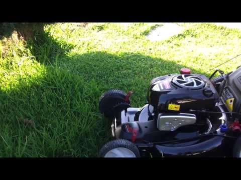 briggs and stratton 675 ex how to clean blade