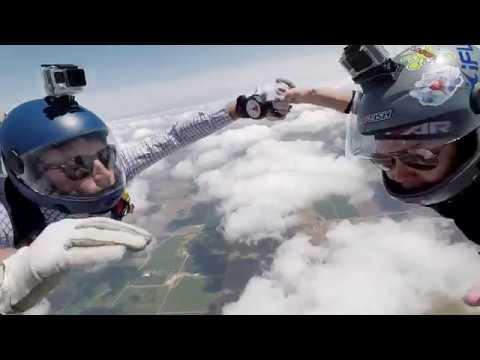 Betabrand Goes Skydiving!