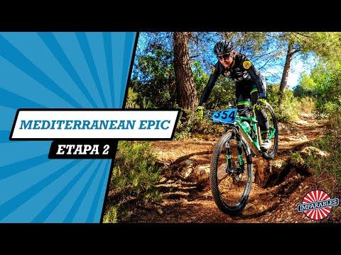 Mediterranean Epic | 2ª Etapa: Trialeras de vértigo ¡Santi se retira!