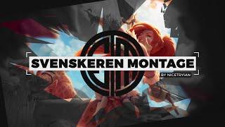 TSM Svenskeren Montage