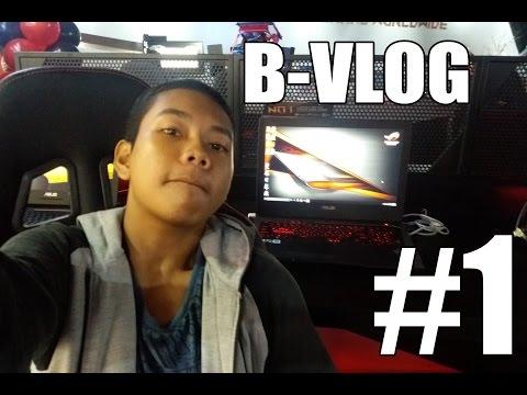 Maen ke ASUS ROG Store, Jakarta | B-VLOG #1