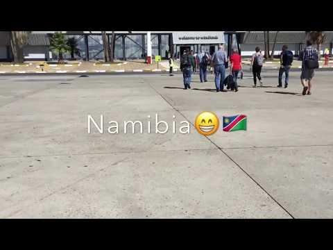 TRAVELING TO NAMIBIA 🇳🇦 | GOING HOME | Oshakati - Part 1