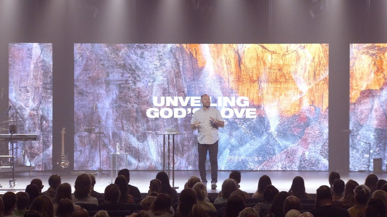 Unveiling God's Love - Pastor Kevin Green