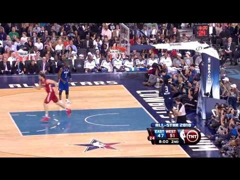 Deron Williams 2010 All Star Highlights