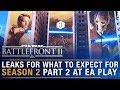 Latest LEAK for EA Play + Clone Wars Season 3 Reveal? | Battlefront Update