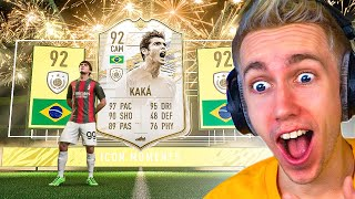 *OMG* I PACKED PRIME MOMENTS KAKA!! (FIFA 21 PACK OPENING)