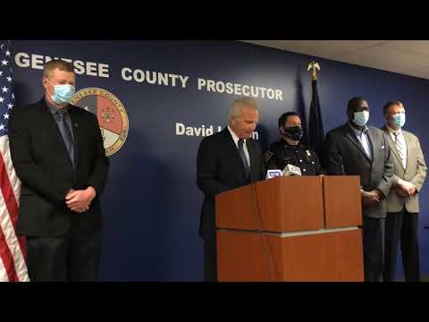 Genesee County Prosecutor details fatal shooting at Flint Family Dollar