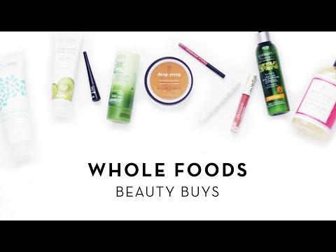 Whole Foods Beauty Buys | makeupTIA