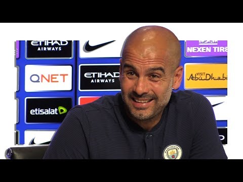 Pep Guardiola Full Pre-Match Press Conference - Brighton v Manchester City - Premier League