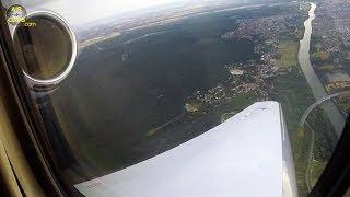 SCENIC Private Jet Landing in Paris Le Bourget!!! Citation CJ 2 Business Jet! [AirClips]
