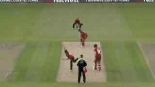 Martin Guptill hits 72 off 45 balls on debut for Lancashire
