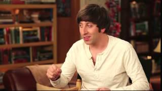 Big Bang Theory Season 5 Behind The Scenes - Laws of Reflection