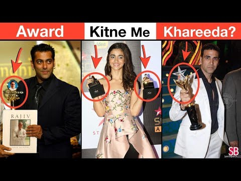 10 Most Undeserving Bollywood Awards Given To Actors | Deeksha Sharma
